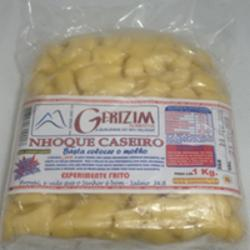 NHOQUE GERIZIM CASEIRO 1kg