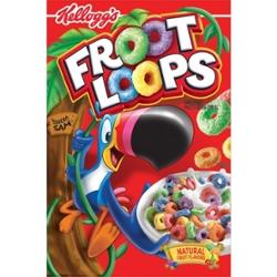 CEREAL MAT.KELLOGGS FROOT LOOPS 230g