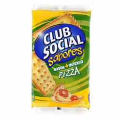 BISC.CLUB SOCIAL PIZZA 141g