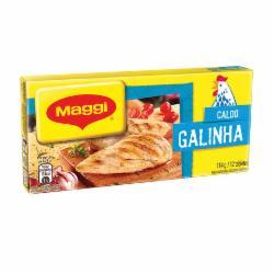 CALDO MAGGI GALINHA 114g