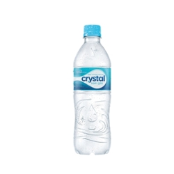 AGUA MINERAL CRYSTAL S/GAS 500ml