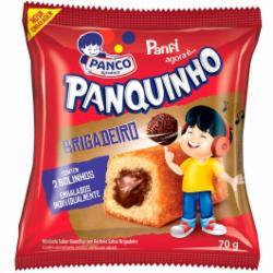 BOLO PANCO MINI BAU/BRIGADEIRO 70g