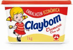 MARG.CLAYBOM CREMOSA C/SAL 1kg