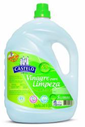 VINAGRE CASTELO ALCOOL 6% P/LIMP. 5l