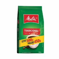 CAFE MELITTA TRAD.POUCH LV500g PG450g