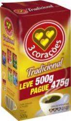CAFE 3 CORACOES TRAD.TOR.MOIDO LV500 PG475g
