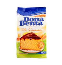 MIST.BOLO DONA BENTA CENOURA 450g