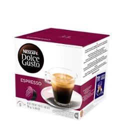 CAFE NESCAFE DOLCE/GUSTO ESPRES.96g
