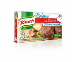 CALDO KNORR MENOS SODIO CARNE 3l