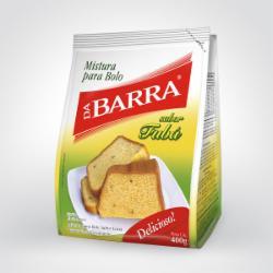 MIST.BOLO DA BARRA FUBA 400g