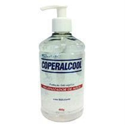 ALCOOL GEL COPERALCOOL MAOS 400g