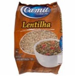 LENTILHA CAMIL 500g