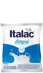 LEITE PO ITALAC INTEGRAL SC 400g