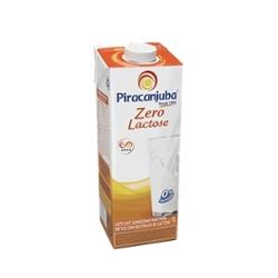 LEITE UHT PIRACANJUBA 0% LACTOSE 1l