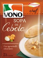 SOPA VONO AJINOMOTO CHEF SOPA CEBOLA 58g