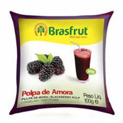 POLPA BRASFRUT AMORA 100g