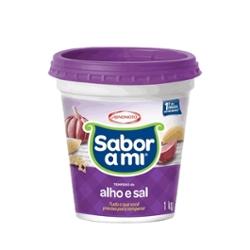 TEMP.SABOR AMI COMP.ALHO E SAL 1kg (I)
