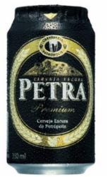CERV.PETRA PREMIUM ESCURA LT 350ml