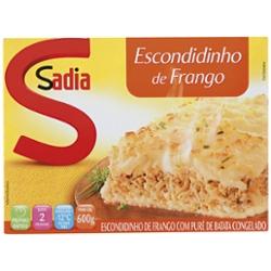 ESCONDIDINHO SADIA FRANGO 600g
