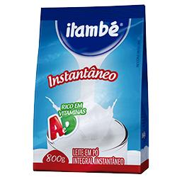 LEITE PO ITAMBE INTEGRAL INST.POUCH 800g