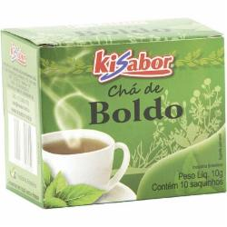 CHA KISABOR BOLDO DO CHILE 10g
