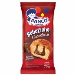 BOLO PANCO BEBEZINHO RECH.CHOC.70g