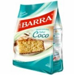 MIST.BOLO DA BARRA COCO 400g