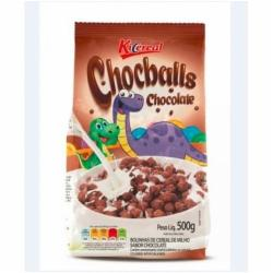 CEREAL KICEREAL CHOCBALL CHOC.220g