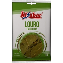 ESPEC.KISABOR FOLHA LOURO 4g