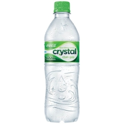 AGUA MINERAL CRYSTAL C/GAS 500ml