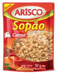SOPAO ARISCO CARNE 157g