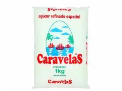 ACUCAR REF.CARAVELAS 1kg