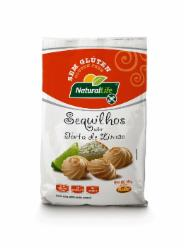 SEQUILHOS NATURAL LIFE LEITE S/GLUTEM 180g