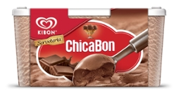 SORVETE KIBON CREMOSISSIMO CHICABON 1.5l