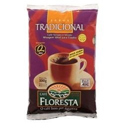 CAFE FLORESTA TRADICIONAL 500g