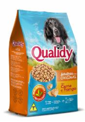 RACAO CAES QUALIDY ADULTO 1kg