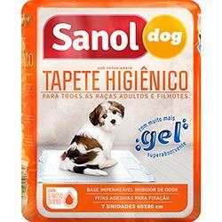 TAPETE HIG.SANOL DOG 7UN