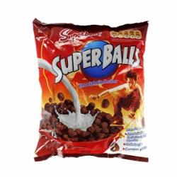 CEREAL MAT.SUPER BALLS CHOC.200g