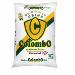 ACUCAR CRISTAL COLOMBO CARAVELAS 5kg (I)