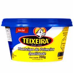 MANT.TEIXEIRA S/SAL 200g