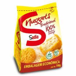 NUGGETS SADIA FRANGO 700g