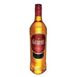 WHISKY GRANTS 8ANOS 1l