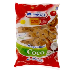 BISC.PANCO ROSQ.COCO 500g
