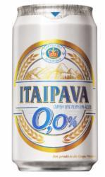 CERV.ITAIPAVA 0.0 ALCOOL LT.350ml