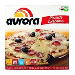 PIZZA AURORA CALABRESA 460g