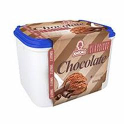 SORVETE KASCAO CHOCOLATE PT 1.5l