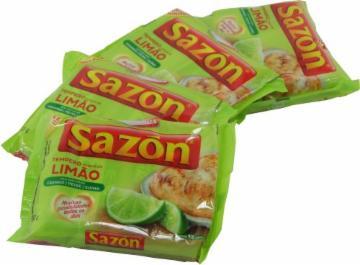 TEMP.SAZON LIMAO 60g