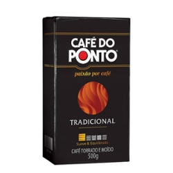 CAFE DO PONTO TRADICIONAL A VACUO 500g