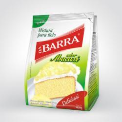 MIST.BOLO DA BARRA ABACAXI 400g