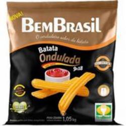 BATATA CONG.BEM BRASIL CORTE ESPECIAL 1.05kg